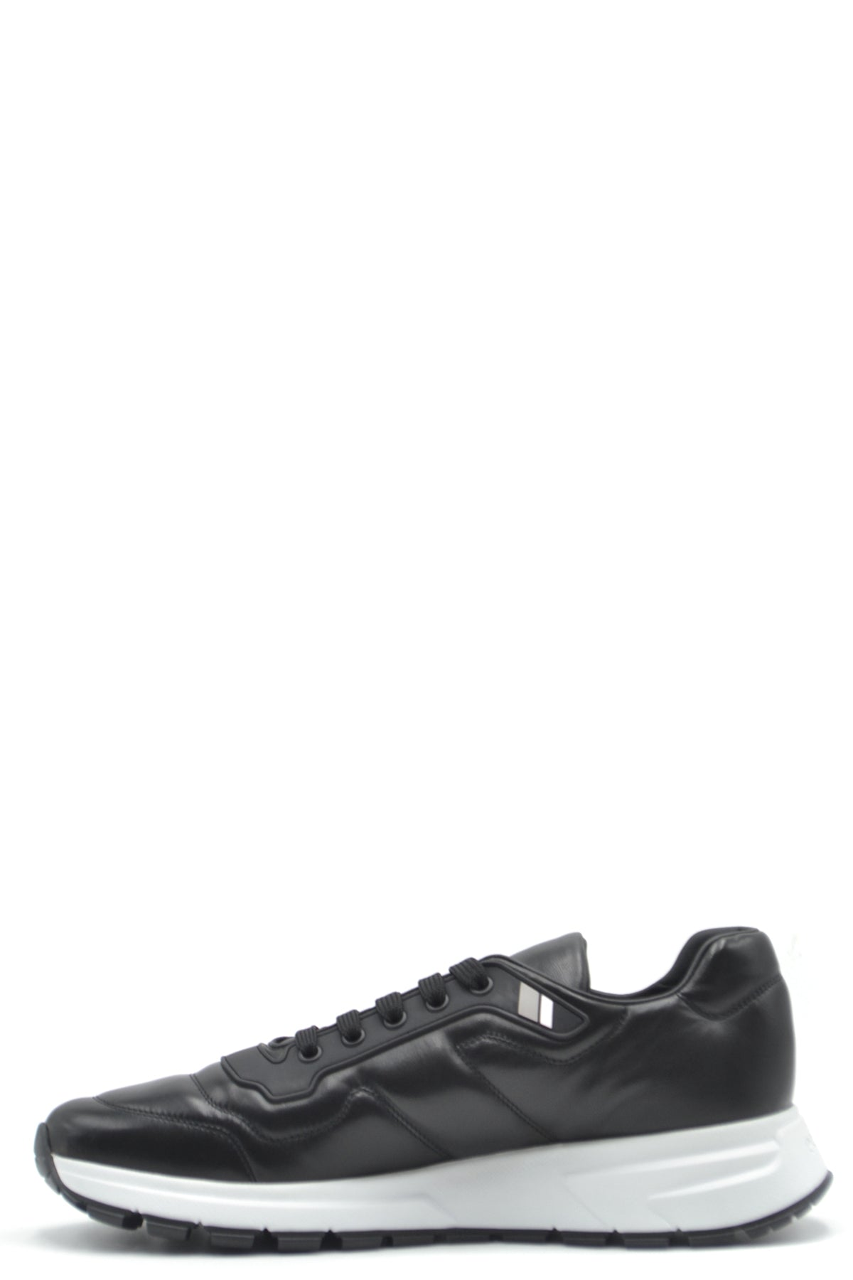 Shoes Prada-Sports & Entertainment - Sneakers-Product Details Terms: New With LabelMain Color: BlackType Of Accessory: ShoesSeason: Fall / WinterMade In: ItalyGender: ManSize: UkComposition: Leather 100%Year: 2020Manufacturer Part Number: 4E3433 072 F0967-Keyomi-Sook