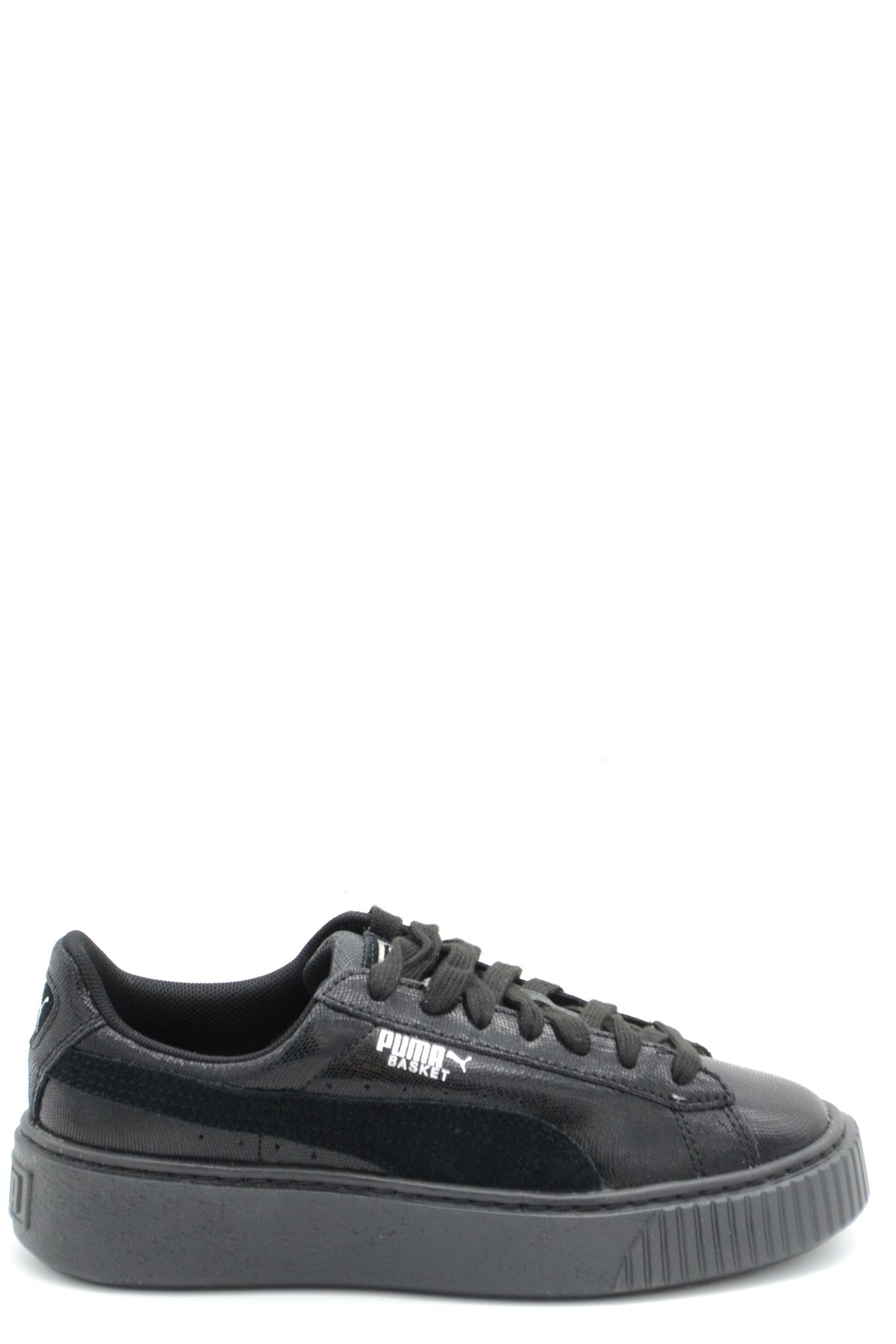 Shoes Puma-Sneakers - WOMAN-36-Product Details Type Of Accessory: ShoesSeason: Spring / SummerTerms: New With LabelMain Color: BlackGender: WomanMade In: VietnamManufacturer Part Number: 364587 01Size: EuYear: 2018Composition: Leather 100%-Keyomi-Sook