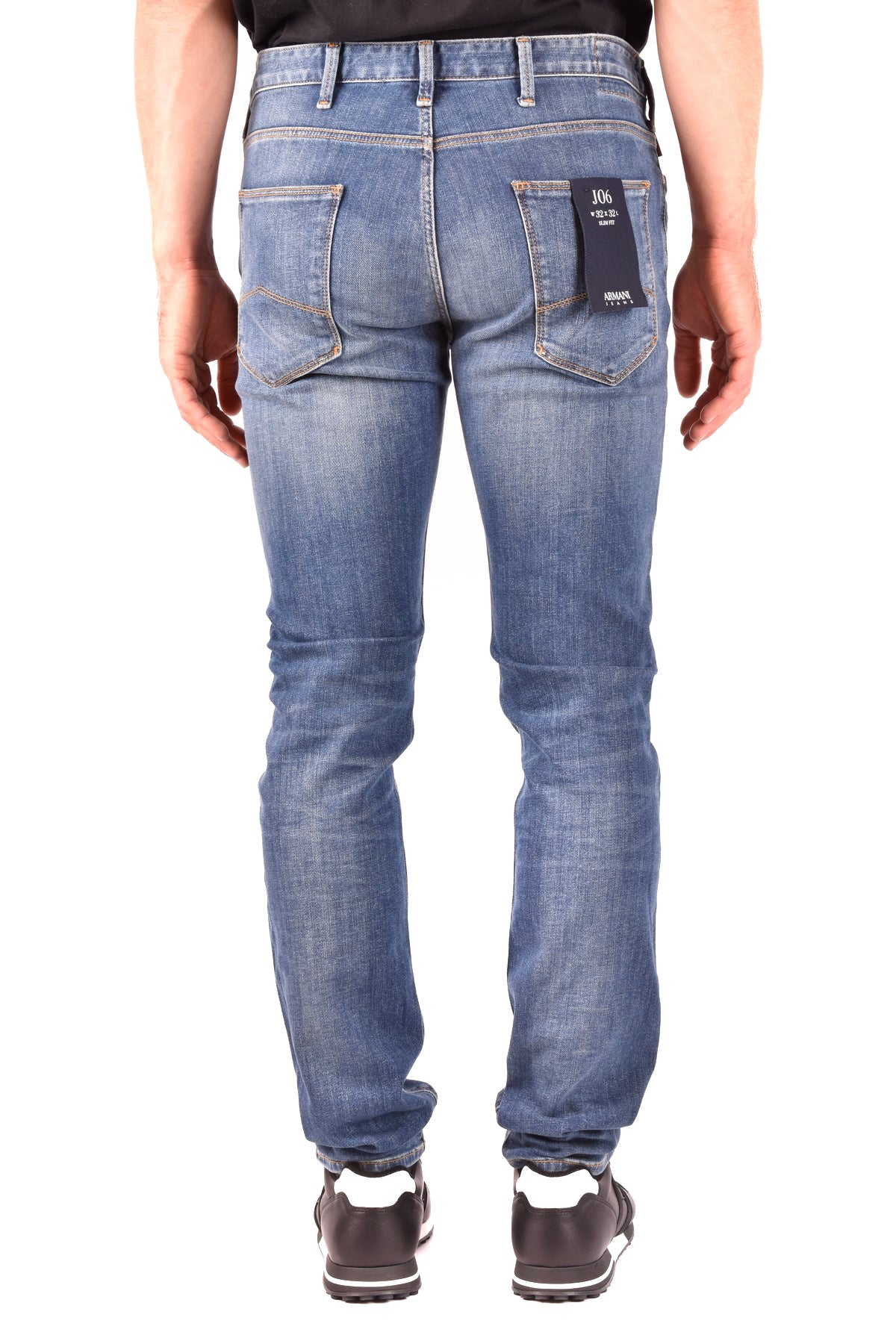 Jeans Armani Jeans-Men's Fashion - Men's Clothing - Jeans-Product Details Main Color: BlueClothing Type: JeansTerms: New With LabelSeason: Spring / SummerMade In: TunisiaGender: ManSize: UsComposition: Cotton 99%, Elastane 1%Year: 2020Manufacturer Part Number: 6Y6J06 6D04Z 0551-Keyomi-Sook