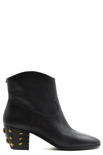 Shoes Michael Kors-Women's Fashion - Women's Shoes - Women's Boots-38-Product Details Terms: New With LabelMain Color: BlackType Of Accessory: BootsSeason: Fall / WinterMade In: VietnamGender: WomanHeel'S Height: 6.5Size: EuComposition: Leather 100%Year: 2021Manufacturer Part Number: 40T8Avmb8L-Keyomi-Sook