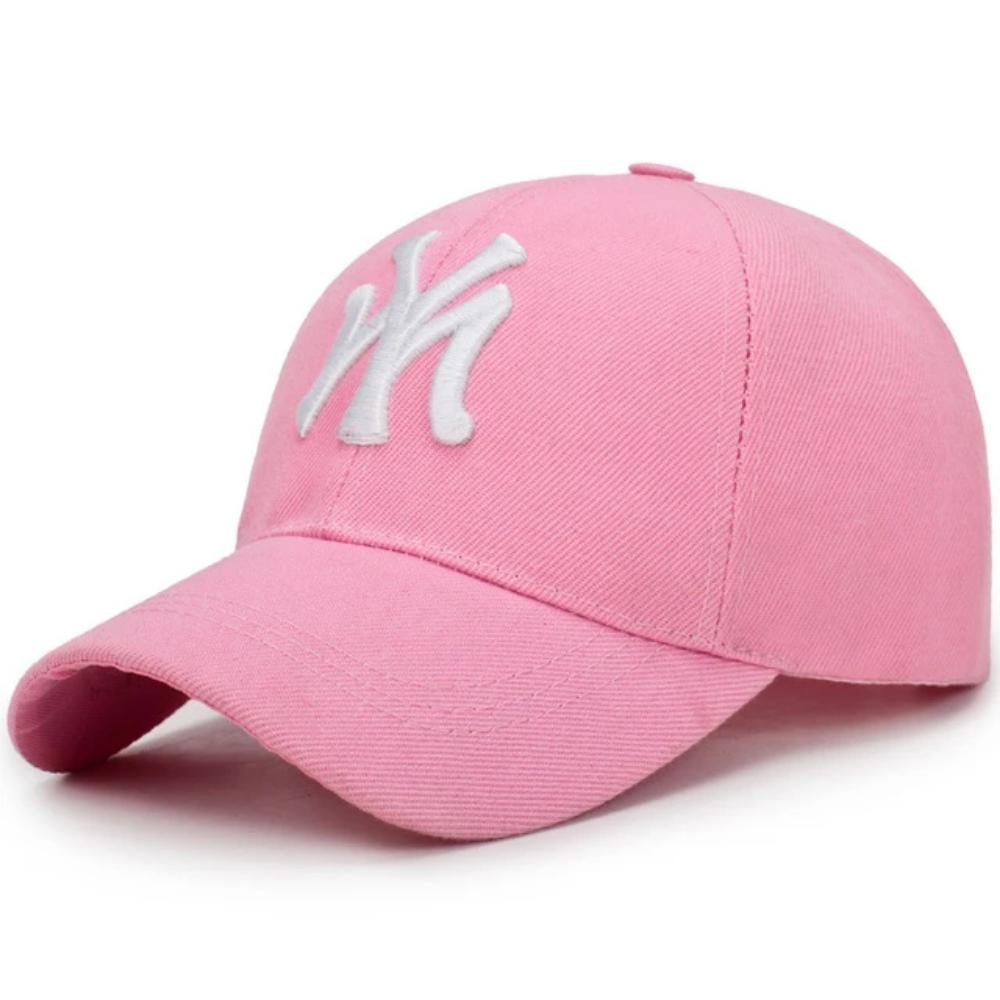 Men & Women's Multicolor Baseball Cap-Men's Baseball Cap-cap008-pink-Product Details: Men & Women's Grinding Multicolor Fitted Cotton Baseball Cap Item Type: Baseball Caps Material: Cotton, Acrylic Hat Size: One Size Style: Casual Pattern Type: Animal Strap Type: Adjustable Color: 51 Colors Optional Cap Circumference: Adjustable / 54 - 62 cm Weight: 90 g-Keyomi-Sook
