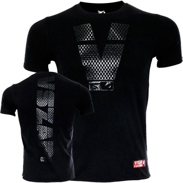 Men's MMA T-shirt-Men's Athletic Wear-Black-S-Product Details: Men's Breathable MMA T-shirt Feature: Anti-Wrinkle, Breathable, Anti-Pilling, Quick Dry Fabric Type: Broadcloth Material: Polyester, Spandex Size Chart:-Keyomi-Sook