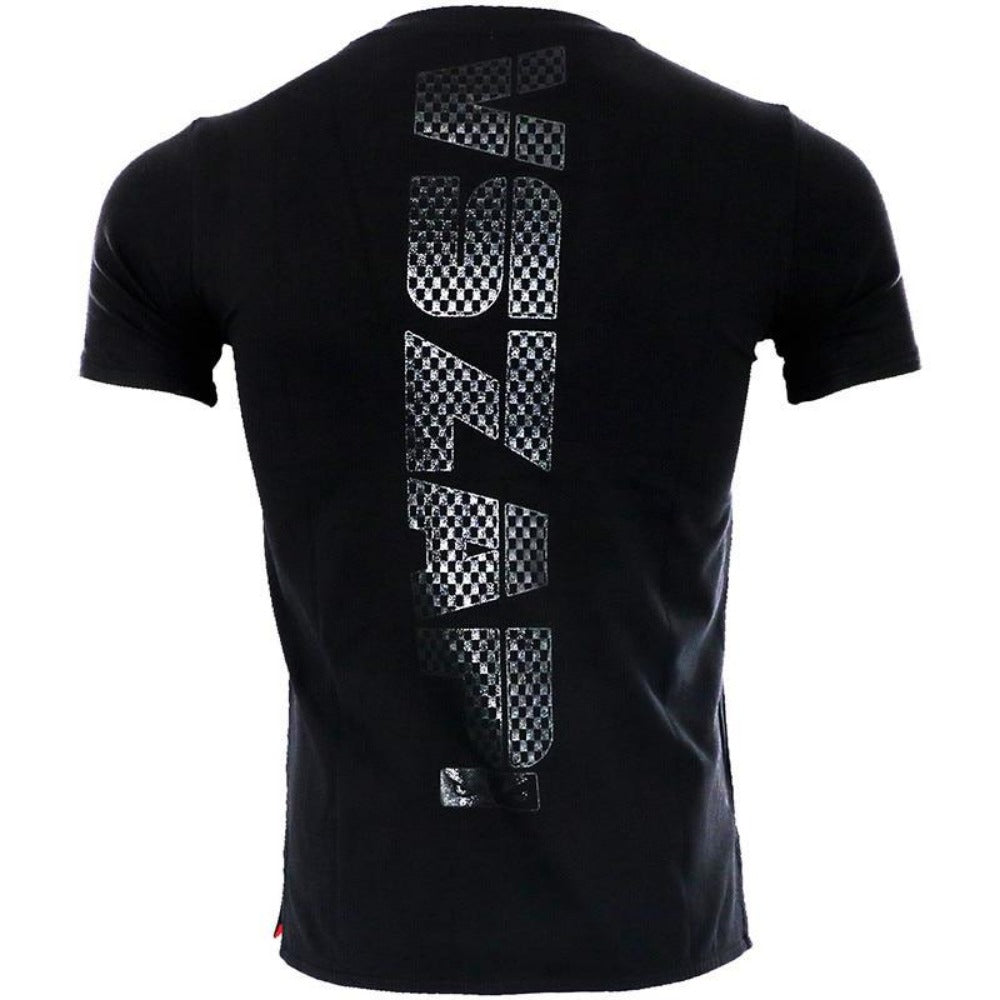 Breathable Rash Guard-Men's Athletic Wear-Product Details: Breathable Fighting Rash-guards Sports Mens MMA T Shirts Muay-Thai Boxing Jiu-Jitsu Rash Guards Boxing Shirt Feature: Anti-Wrinkle, Breathable, Anti-Pilling, Quick Dry Fabric Type: Broadcloth Material: Polyester, Spandex Size Chart:-Keyomi-Sook