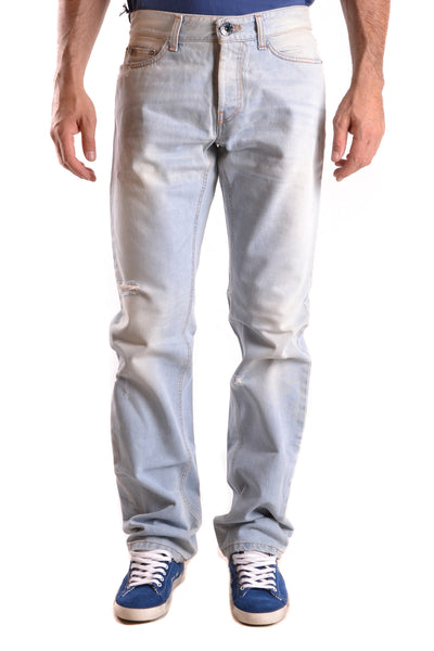 Jeans Richmond-root - Men - Apparel - Denim - Jeans-Product Details Composition: Cotton 100%Size: UsGender: ManMade In: ItalySeason: Spring / SummerMain Color: BlueClothing Type: JeansTerms: New With LabelYear: 2017-Keyomi-Sook