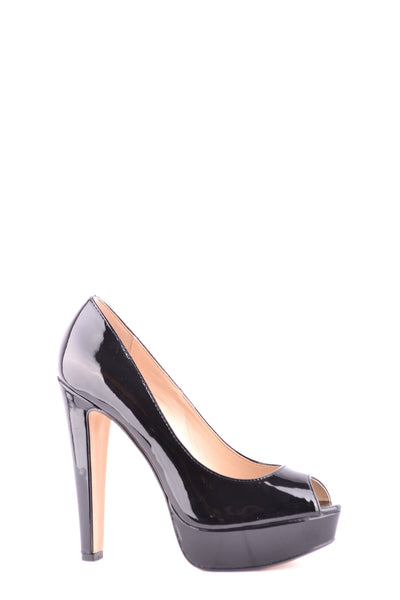 Shoes Steve Madden-Décolleté - WOMAN-6-Product Details Type Of Accessory: ShoesTerms: New With LabelHeel'S Height: 13.5 CmMain Color: BlackGender: WomanMade In: ChinaSize: UsYear: 2017Season: Spring / SummerPlatform'S Height: 3 CmComposition: Dye 100%-Keyomi-Sook