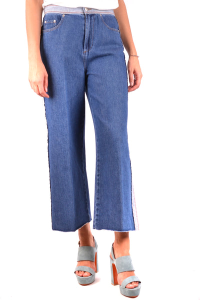 Jeans R.E.D. Valentino-Jeans - WOMAN-42-Product Details Terms: New With LabelYear: 2018Main Color: BlueGender: WomanMade In: ItalyManufacturer Part Number: Nr0Dd01USize: ItSeason: Spring / SummerClothing Type: JeansComposition: Cotton 100%-Keyomi-Sook