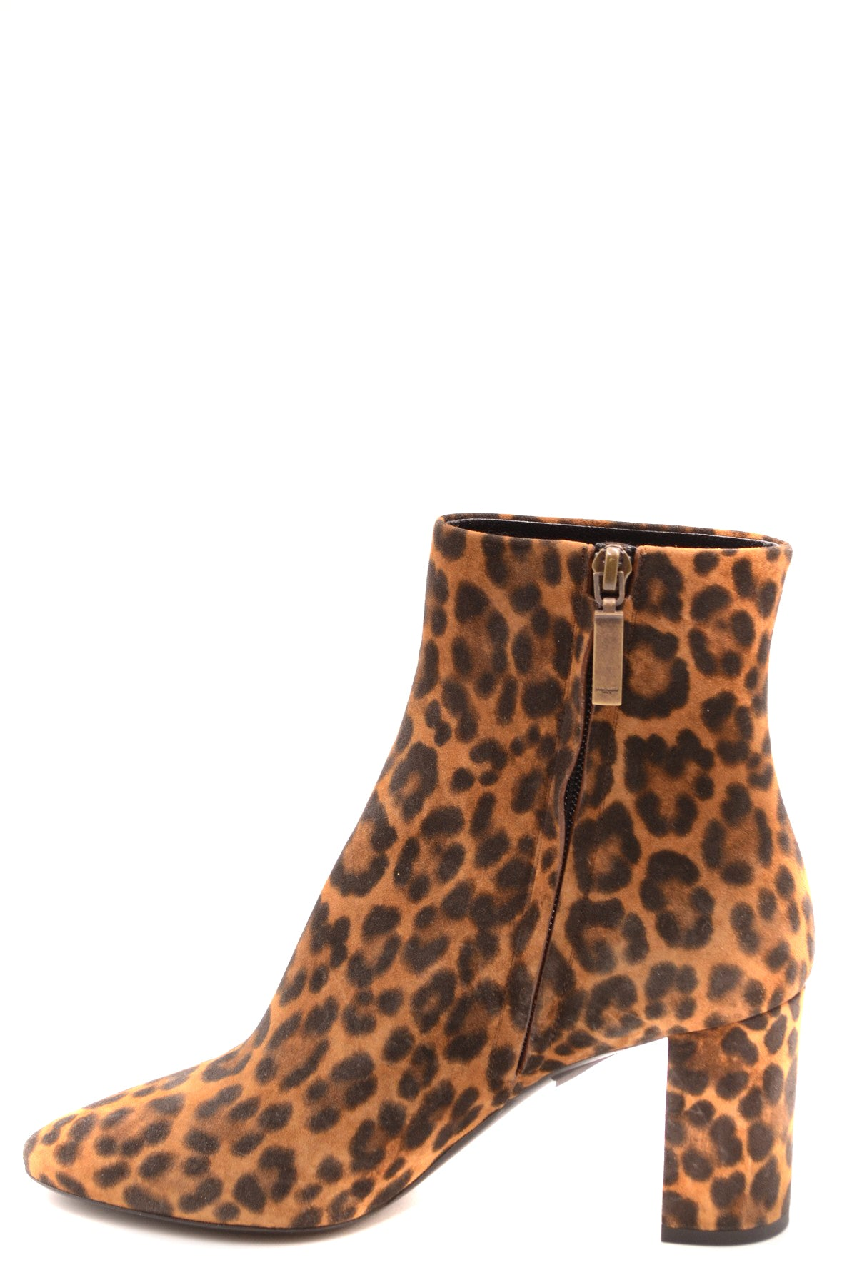 Shoes Saint Laurent-Women's Fashion - Women's Shoes - Women's Boots-Product Details Terms: New With LabelMain Color: MulticolorType Of Accessory: BootsSeason: Fall / WinterMade In: ItalyGender: WomanHeel'S Height: 7Size: EuComposition: Chamois 100%Year: 2019Manufacturer Part Number: 586501 1Fl00 2198-Keyomi-Sook