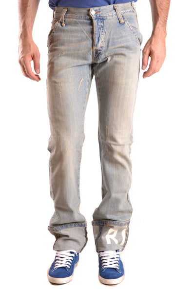 Jeans Richmond-root - Men - Apparel - Denim - Jeans-28-Product Details Terms: New With LabelClothing Type: JeansMain Color: BlueSeason: Spring / SummerMade In: ItalyGender: WomanSize: UsComposition: Cotton 100%Year: 2017-Keyomi-Sook