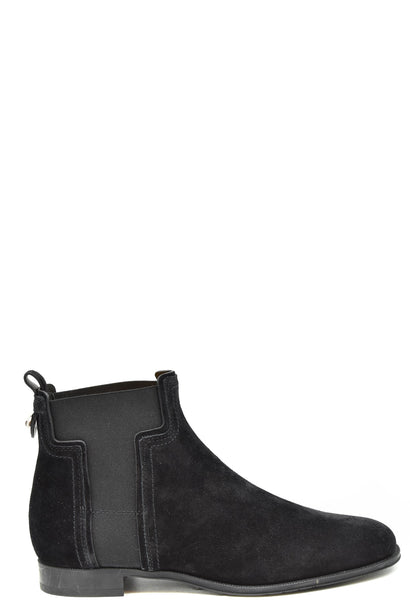 Shoes Tod'S-Women's Fashion - Women's Shoes - Women's Boots-36.5-Product Details Terms: New With LabelMain Color: BlackType Of Accessory: BootsSeason: Fall / WinterMade In: ItalyGender: WomanHeel'S Height: 2Size: EuComposition: Chamois 100%Year: 2019Manufacturer Part Number: Xxw73B0Br70Byeb999-Keyomi-Sook