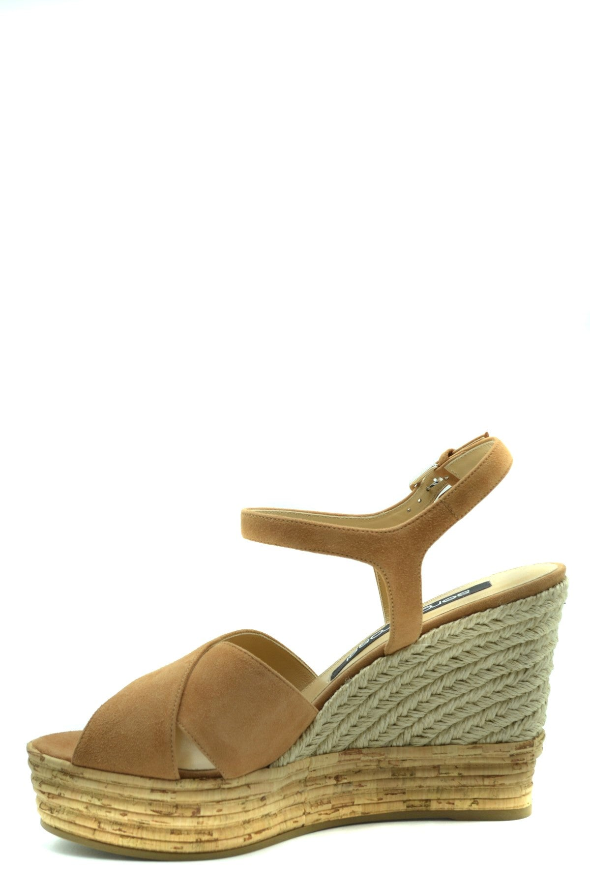 Shoes Sergio Rossi-Women's Fashion - Women's Shoes - Women's Sandals-Product Details Terms: New With LabelMain Color: BeigeType Of Accessory: ShoesSeason: Spring / SummerMade In: ItalyGender: WomanPlatform'S Height: 3,5 CmHeel'S Height: 11 CmSize: EuComposition: Suede 100%Year: 2020Manufacturer Part Number: A89560 Mcaz01-Keyomi-Sook
