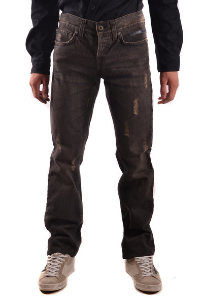 Jeans Richmond-root - Men - Apparel - Denim - Jeans-28-Product Details Terms: New With LabelClothing Type: JeansMain Color: Dark BrownSeason: Spring / SummerMade In: ItalyGender: ManSize: UsComposition: Cotton 100%Year: 2017-Keyomi-Sook
