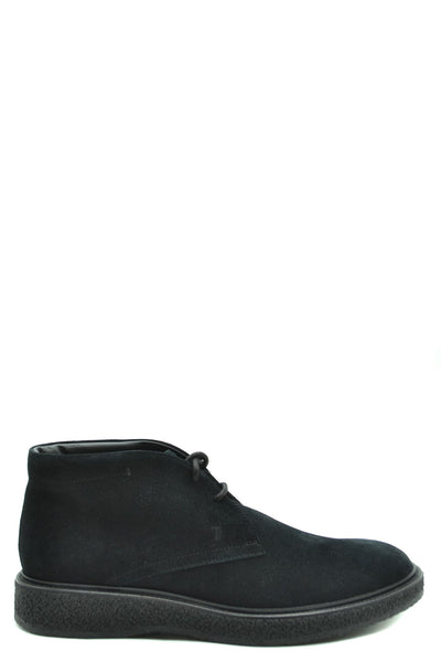 Shoes Tod'S-Men's Fashion - Men's Shoes - Men's Boots-Product Details Terms: New With LabelMain Color: BlackType Of Accessory: BootsSeason: Fall / WinterMade In: ItalyGender: ManSize: UkComposition: Chamois 100%Year: 2020Manufacturer Part Number: Xxm16B00D80Re09999-Keyomi-Sook