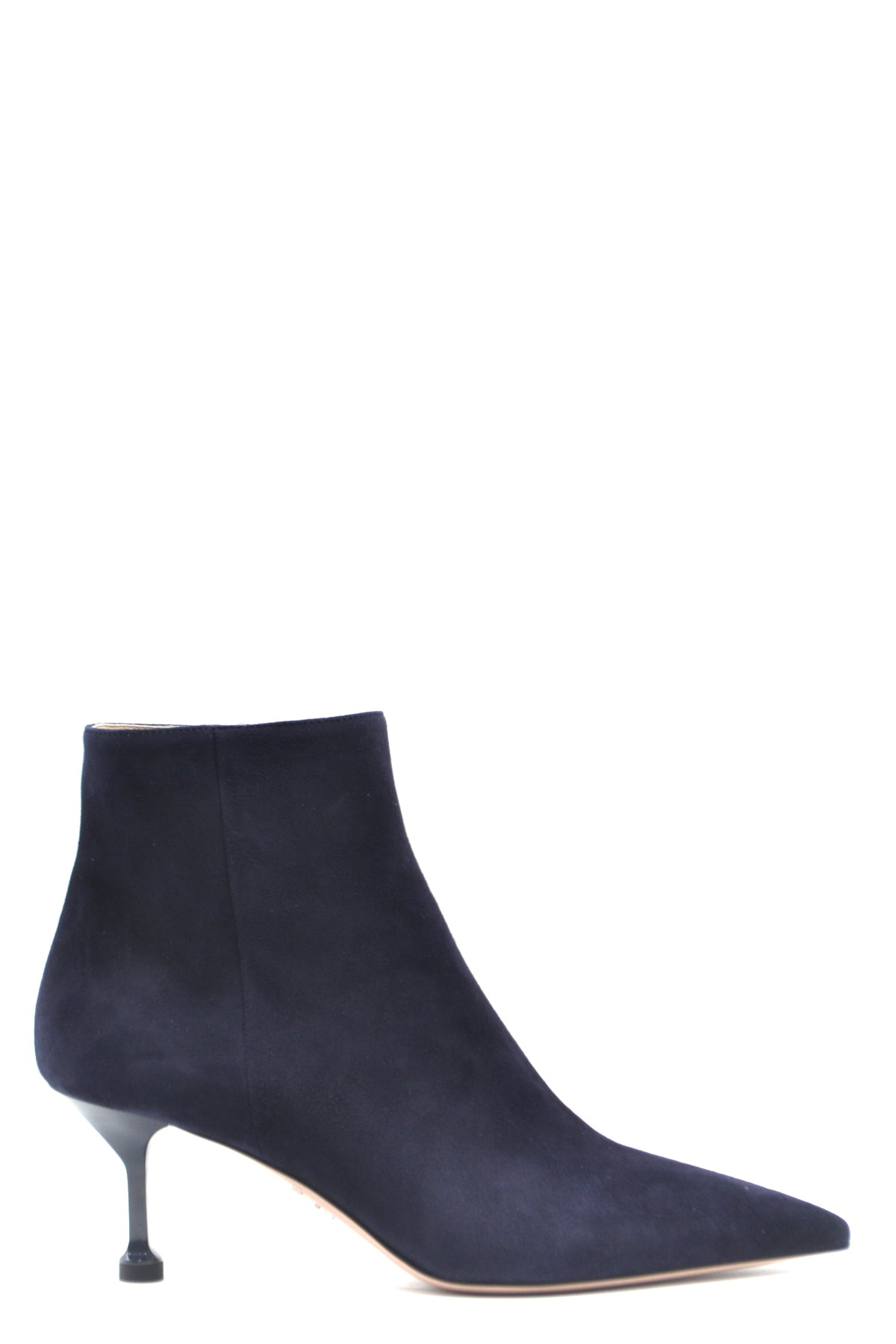 Shoes Prada-Women's Fashion - Women's Shoes - Women's Boots-36-Product Details Terms: New With LabelMain Color: BlueType Of Accessory: BootsSeason: Fall / WinterMade In: ItalyGender: WomanHeel'S Height: 6,5Size: EuComposition: Chamois 100%Year: 2020Manufacturer Part Number: 1T636L 008 F008-Keyomi-Sook