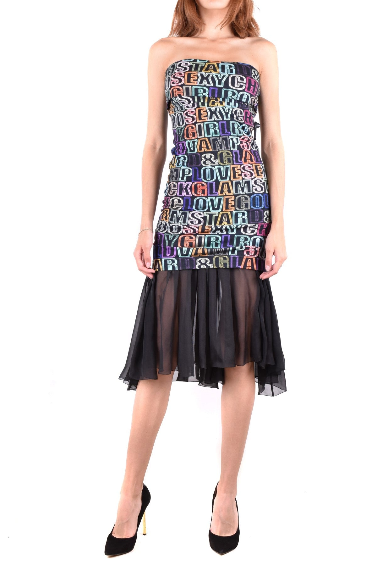 Dress Dolce & Gabbana-Women's Fashion - Women's Clothing - Dress-Product Details Manufacturer Part Number: Sd2326 Tsga7Year: 2020Composition: Cotton 69%, Elastane 6%, Silk 25%Size: ItGender: WomanMade In: ItalySeason: Spring / SummerMain Color: MulticolorClothing Type: TaglieurTerms: New With Label-Keyomi-Sook