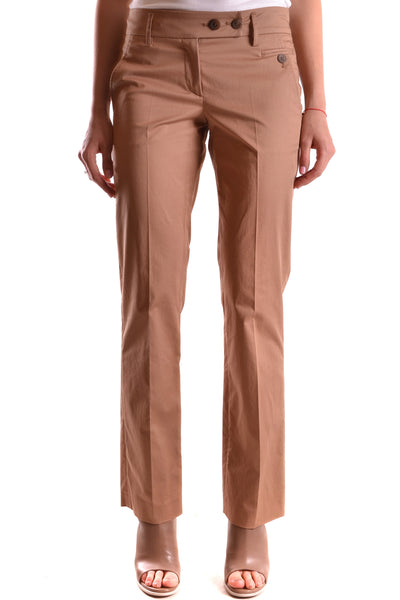 Trousers Brunello Cucinelli-Trousers - WOMAN-Product Details Season: Spring / SummerTerms: New With LabelMain Color: Light BrownGender: WomanMade In: ItalyManufacturer Part Number: M0G07P8521 Size: ItYear: 2017Clothing Type: TrousersComposition: Cotton 96%, Elastane 4%-Keyomi-Sook