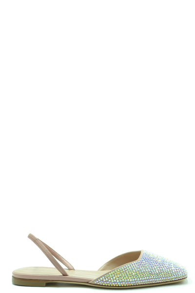 Shoes Giuseppe Zanotti-Women's Fashion - Women's Shoes - Women's Sandals-Product Details Terms: New With LabelMain Color: PinkType Of Accessory: ShoesSeason: Spring / SummerMade In: ItalyGender: WomanSize: EuComposition: Suede 100%Year: 2020Manufacturer Part Number: E050001-Keyomi-Sook