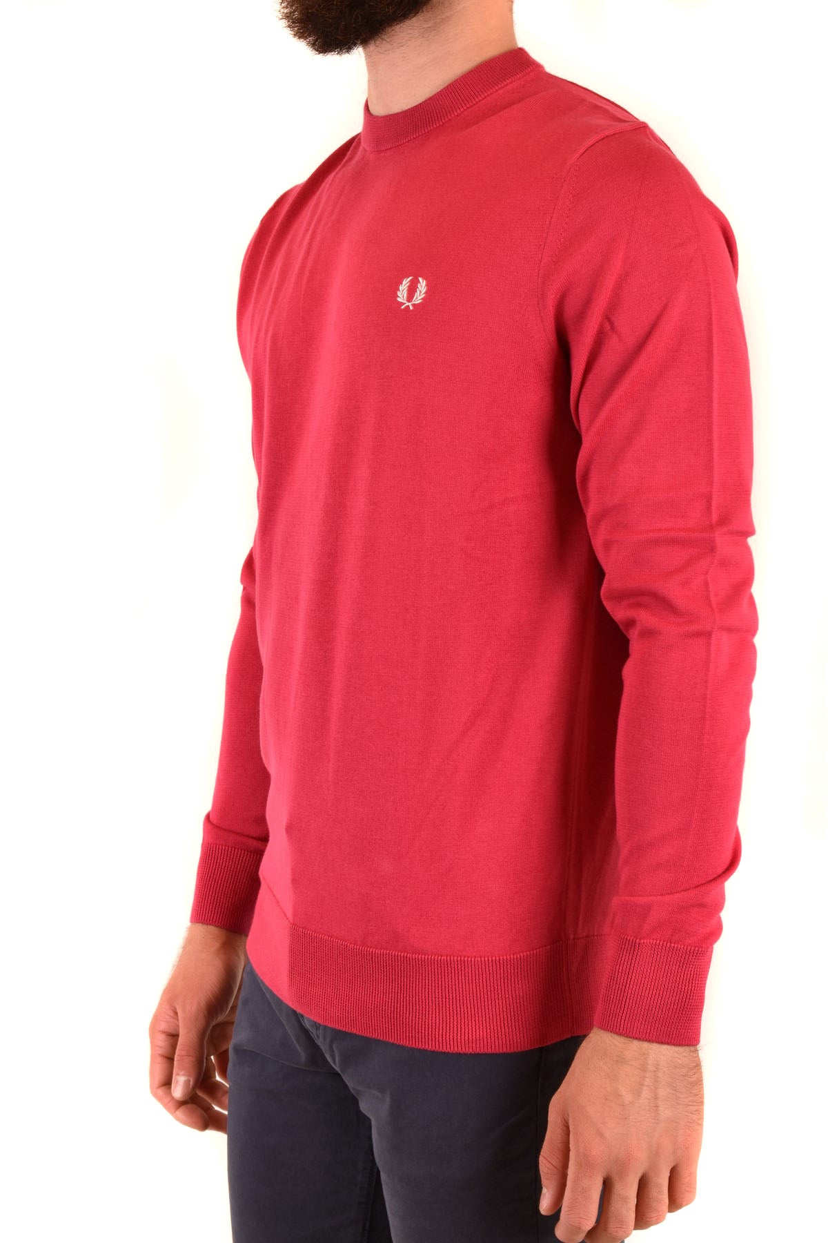 Sweater Fred Perry-Men's Fashion - Men's Clothing - Hoodies & Sweatshirts-Product Details Manufacturer Part Number: 7015557A8.V0036Year: 2020Composition: Cotton 100%Size: IntGender: ManMade In: ChinaSeason: Fall / WinterMain Color: RedClothing Type: Sweater Terms: New With Label-Keyomi-Sook
