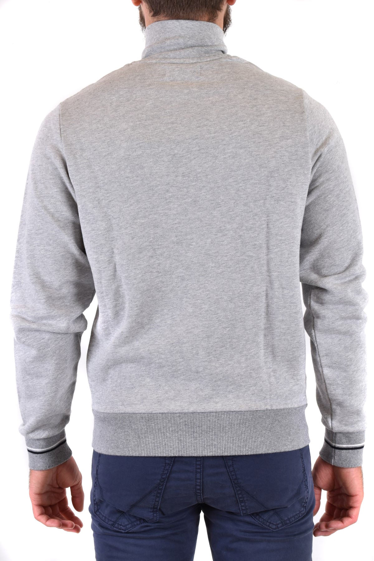 Sweatshirt Fred Perry-Men's Fashion - Men's Clothing - Hoodies & Sweatshirts-Product Details Terms: New With LabelClothing Type: SweatshirtsMain Color: GraySeason: Fall / WinterMade In: ChinaGender: ManSize: IntComposition: Cotton 100%Year: 2020Manufacturer Part Number: J3522 Col250-Keyomi-Sook