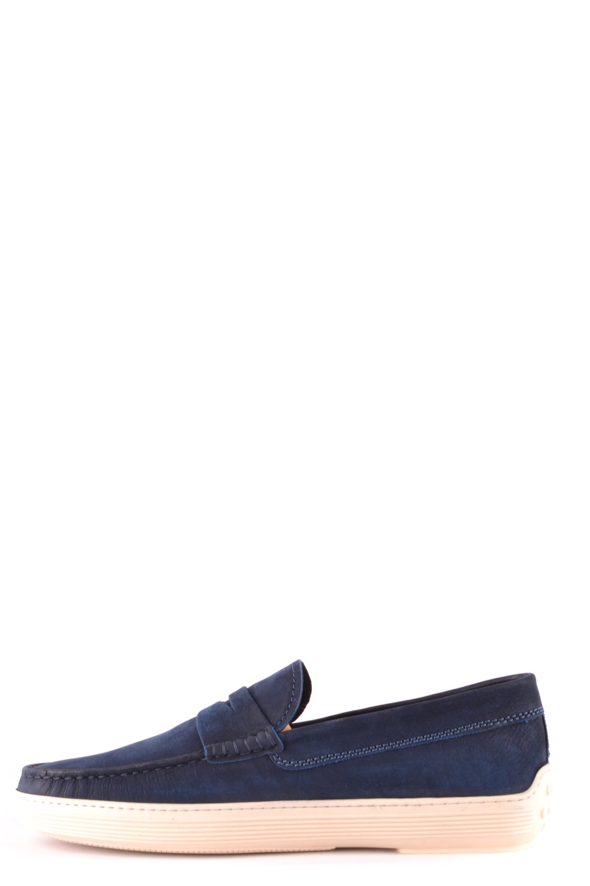 Shoes Tod'S-Moccasins - Shoes-Product Details Type Of Accessory: ShoesSeason: Spring / SummerTerms: New With LabelMain Color: BlueGender: ManMade In: ItalyManufacturer Part Number: Xxm0Yt00010Fl1U616Size: UkYear: 2018Composition: Suede 100%-Keyomi-Sook
