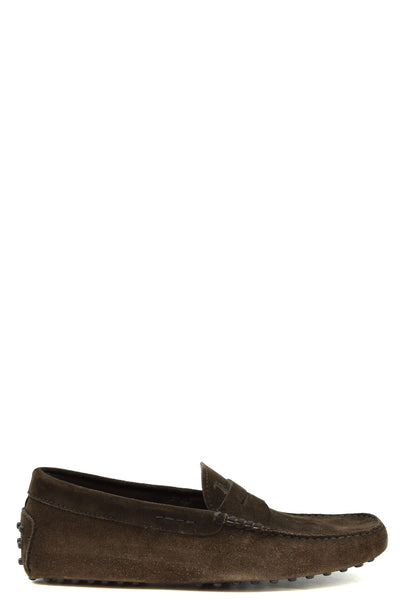 Shoes Tod'S-Men's Fashion - Men's Shoes - Loafers-6-Product Details Terms: New With LabelMain Color: Dark BrownType Of Accessory: ShoesSeason: Spring / SummerMade In: ItalyGender: ManSize: UkComposition: Chamois 100%Year: 2020Manufacturer Part Number: Xxm0Eo00010Re09986-Keyomi-Sook