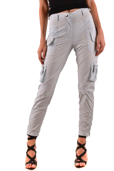 Trousers R.E.D. Valentino-Trousers - WOMAN-Product Details Terms: New With LabelYear: 2018Main Color: BlueGender: WomanMade In: HungaryManufacturer Part Number: Rr3Rba2038USize: ItSeason: Fall / WinterClothing Type: TrousersComposition: Polyester 100%-Keyomi-Sook