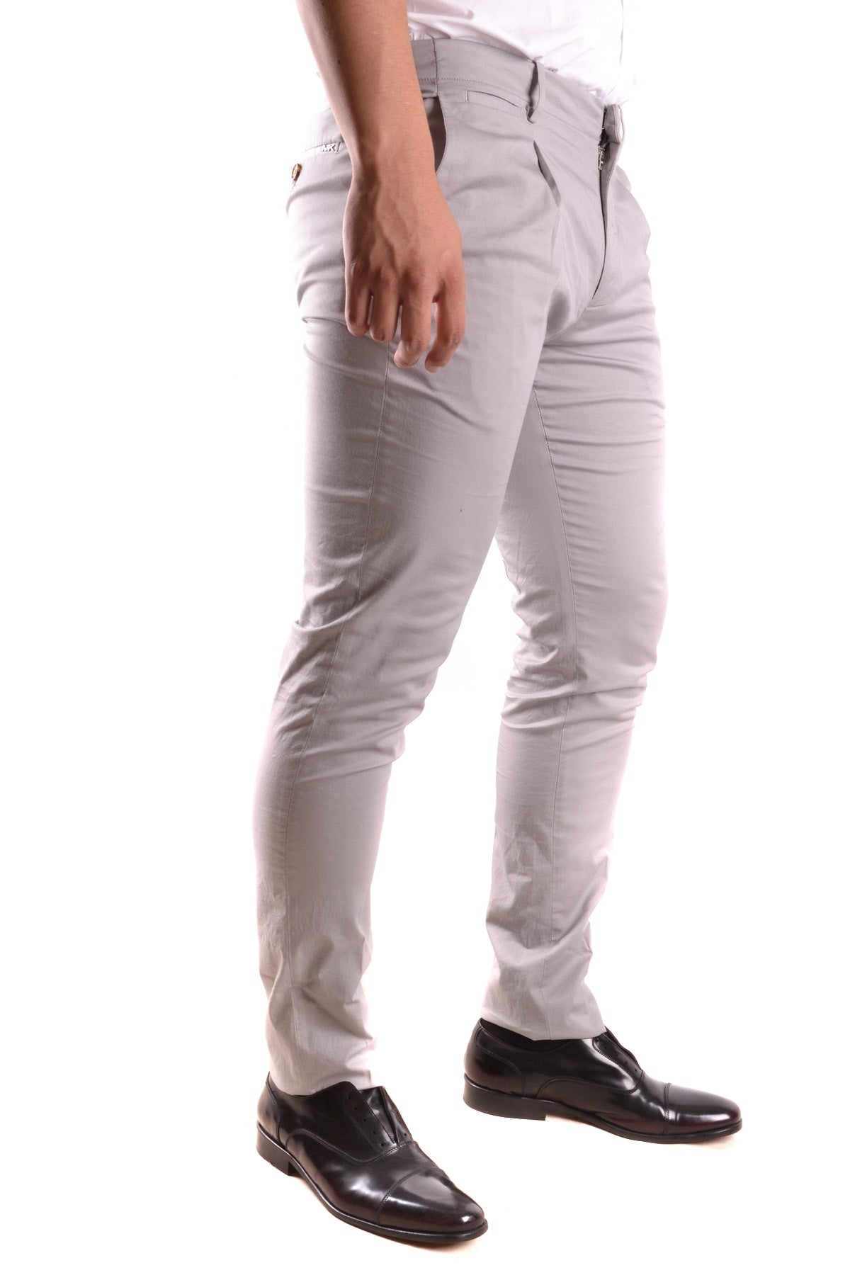 Trousers Michael Kors-Trousers - MAN-Product Details Terms: New With LabelYear: 2017Main Color: GraySeason: Spring / SummerMade In: ChinaSize: UsGender: ManClothing Type: TrousersComposition: Cotton 99%, Elastane 1%-Keyomi-Sook