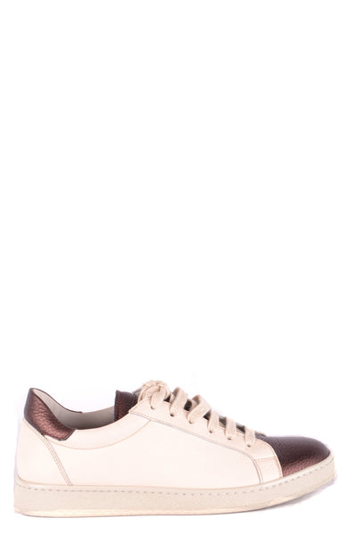 Shoes Brunello Cucinelli-Sneakers - WOMAN-36-Product Details Type Of Accessory: ShoesMade In: ItalyTerms: New With LabelMain Color: BeigeGender: WomanYear: 2018Manufacturer Part Number: Mzdisg018Size: EuSeason: Spring / SummerComposition: Leather 100%-Keyomi-Sook