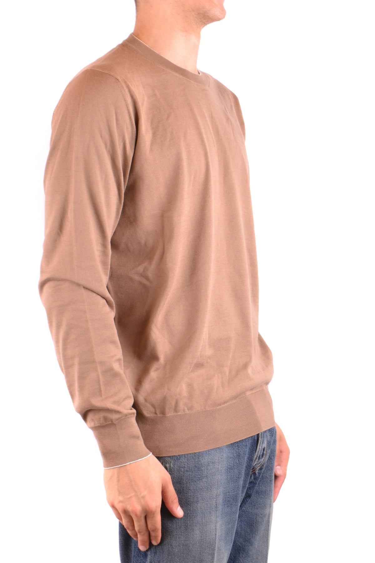 Sweater Brunello Cucinelli-Sweater - MAN-Product Details Season: Spring / SummerTerms: New With LabelMain Color: MarrónGender: ManMade In: ItalyManufacturer Part Number: M2900100 Cf361Size: ItYear: 2018Clothing Type: Sweater Composition: Cotton 100%-Keyomi-Sook