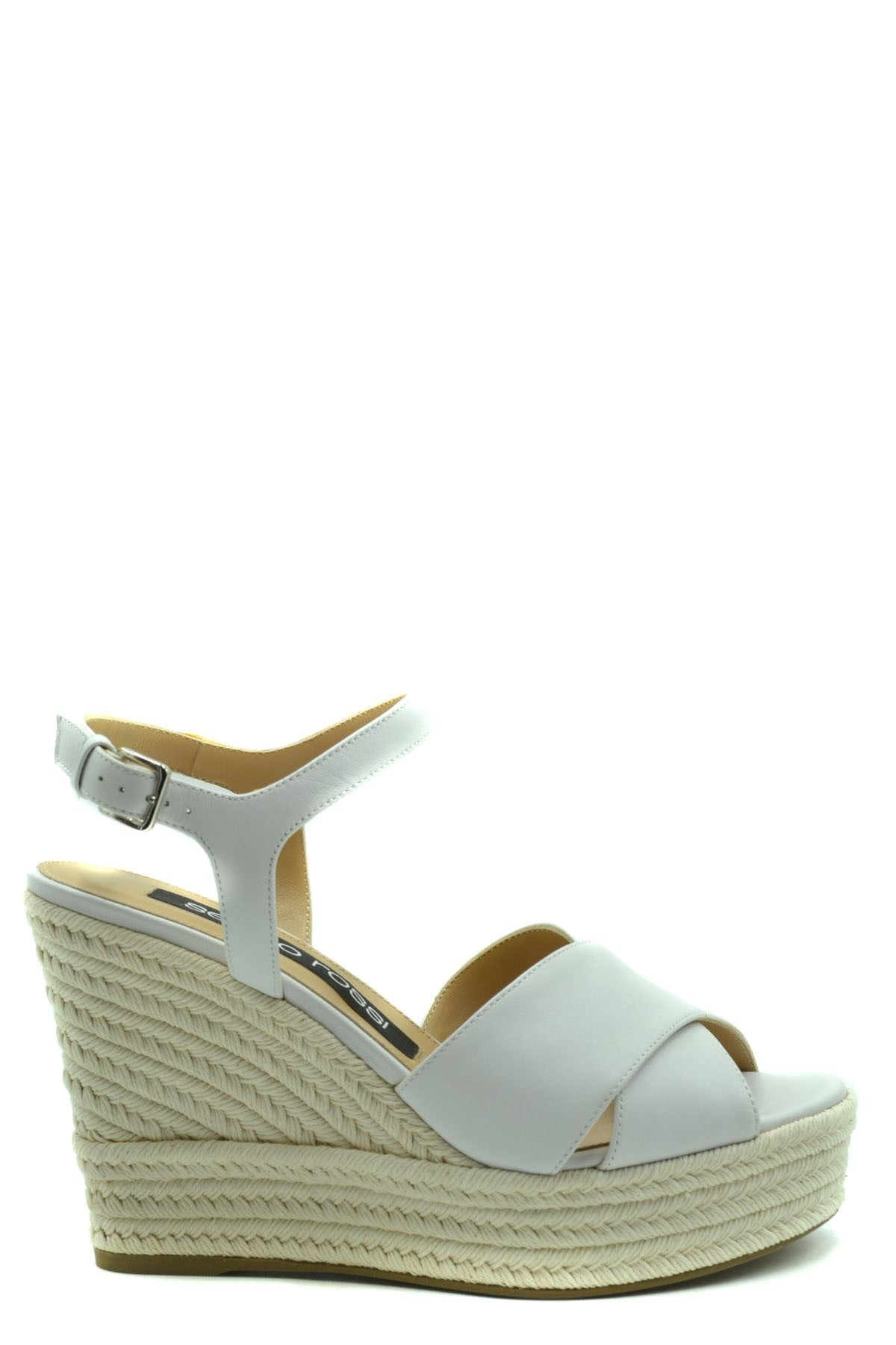 Shoes Sergio Rossi-Women's Fashion - Women's Shoes - Women's Sandals-37-Product Details Terms: New With LabelMain Color: WhiteType Of Accessory: ShoesSeason: Spring / SummerMade In: ItalyGender: WomanPlatform'S Height: 3,5 CmHeel'S Height: 11 CmSize: EuComposition: Leather 100%Year: 2020Manufacturer Part Number: A84490 Mnan07-Keyomi-Sook