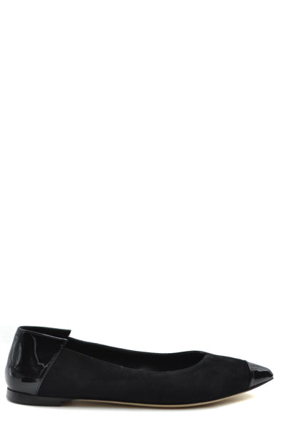 Shoes Giuseppe Zanotti-root - Women - Shoes - Flats-35.5-Product Details Terms: New With LabelMain Color: BlackType Of Accessory: ShoesSeason: Spring / SummerMade In: ItalyGender: WomanSize: EuComposition: Chamois 50%, Leather 50%Year: 2020Manufacturer Part Number: I9660015 . 002-Keyomi-Sook
