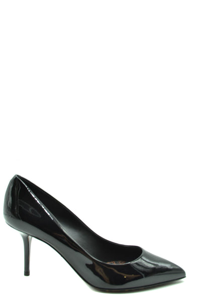 Shoes Dolce & Gabbana-36.5-Product Details Terms: New With LabelMain Color: BlackType Of Accessory: ShoesSeason: Fall / WinterMade In: ItalyGender: WomanHeel'S Height: 8Size: EuComposition: Leather 100%Year: 2020Manufacturer Part Number: Cd0685 Ac062 80999-Keyomi-Sook