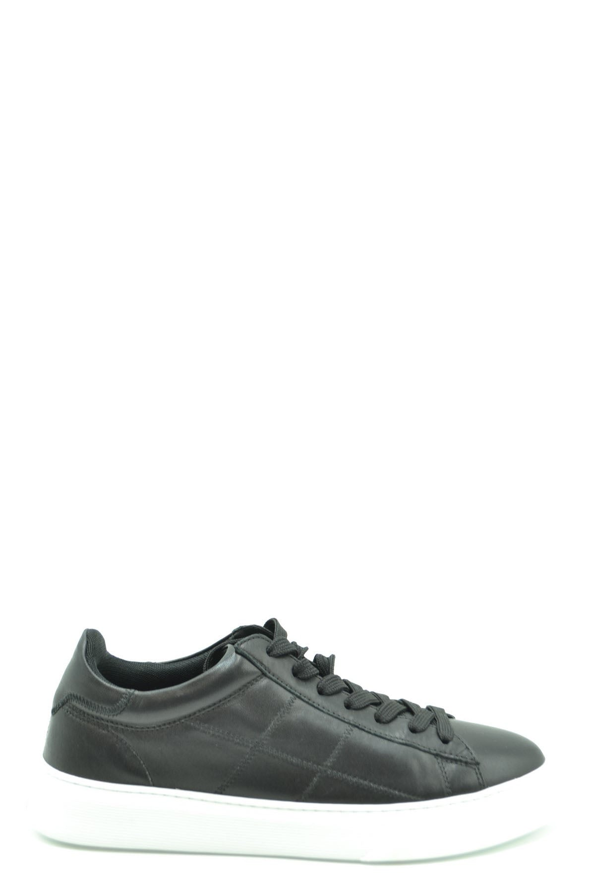 Shoes Hogan-Sports & Entertainment - Sneakers-7-Product Details Manufacturer Part Number: Hxm3650K694Le9B999Year: 2020Composition: Leather 100%Size: UkGender: ManMade In: ItalySeason: Fall / WinterType Of Accessory: ShoesMain Color: BlackTerms: New With Label-Keyomi-Sook