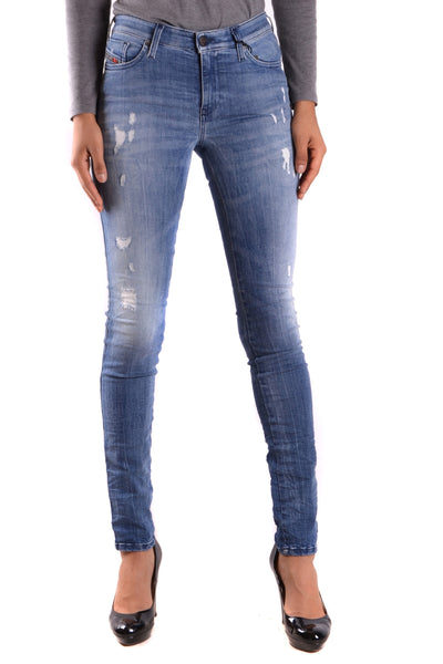 Jeans Diesel-Jeans - WOMAN-28-Product Details Terms: New With LabelYear: 2017Main Color: BlueGender: WomanMade In: TunisiaSize: UsSeason: Spring / SummerClothing Type: JeansComposition: Cotton 93%, Elastane 2%, Polyester 5%-Keyomi-Sook