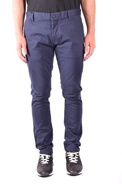 Trousers Armani Jeans-Men's Fashion - Men's Clothing - Pants - Casual Pants-46-Product Details Manufacturer Part Number: 6X6P15 6Nkfz 0554Year: 2019Composition: Cotton 98%, Elastane 2%Size: ItGender: ManMade In: ChinaSeason: Fall / WinterMain Color: BlueClothing Type: TrousersTerms: New With Label-Keyomi-Sook