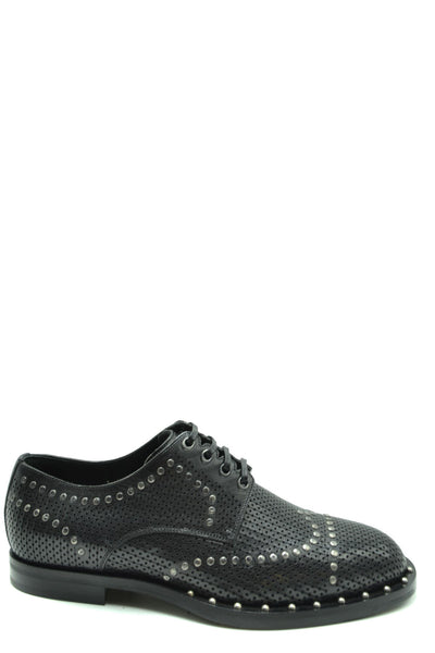 Shoes Dolce & Gabbana-Men's Fashion - Men's Shoes - Oxfords-40-Product Details Terms: New With LabelMain Color: BlackType Of Accessory: ShoesSeason: Fall / WinterMade In: ItalyGender: ManSize: EuComposition: Leather 100%Year: 2020Manufacturer Part Number: A10275 A1603 80999-Keyomi-Sook