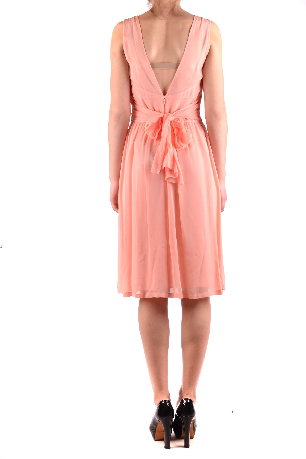Dress Armani Jeans-Dress - WOMAN-Product Details Terms: New With LabelYear: 2017Main Color: CoralSeason: Spring / SummerMade In: ChinaSize: ItGender: WomanClothing Type: TaglieurComposition: Viscose 100%-Keyomi-Sook