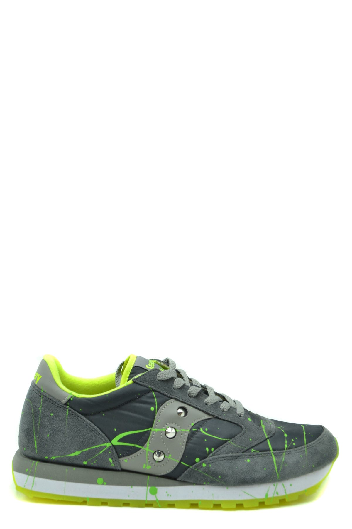 Shoes Saucony-Sports & Entertainment - Sneakers-42.5-Product Details Manufacturer Part Number: Jazz OriginalYear: 2020Composition: Chamois 50%, Nylon 50%Size: EuGender: ManMade In: ChinaSeason: Fall / WinterType Of Accessory: ShoesMain Color: GrayTerms: New With Label-Keyomi-Sook