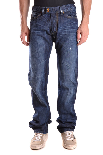 Jeans Diesel-Jeans - MAN-Product Details Terms: New With LabelYear: 2017Main Color: BlueGender: ManMade In: ItalySize: UsSeason: Spring / SummerClothing Type: JeansComposition: Cotton 100%-Keyomi-Sook