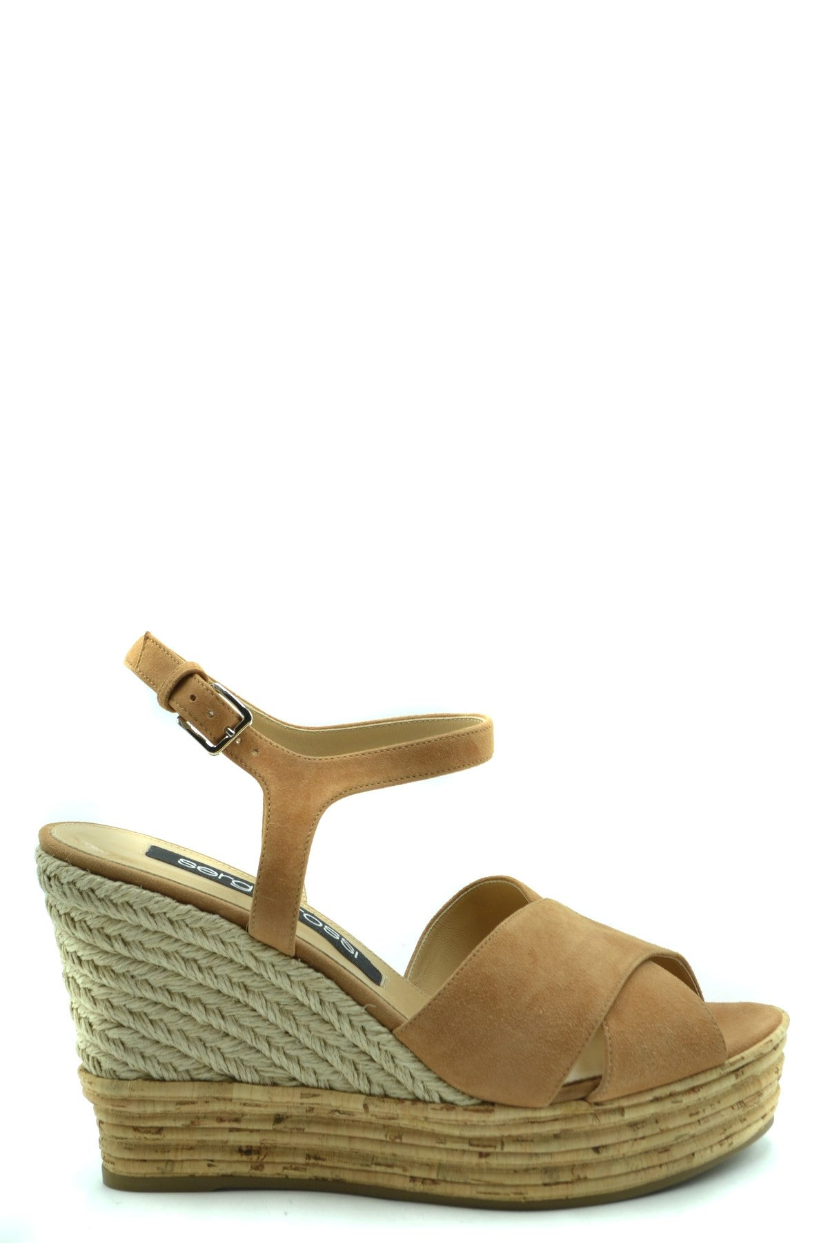 Shoes Sergio Rossi-Women's Fashion - Women's Shoes - Women's Sandals-36-Product Details Terms: New With LabelMain Color: BeigeType Of Accessory: ShoesSeason: Spring / SummerMade In: ItalyGender: WomanPlatform'S Height: 3,5 CmHeel'S Height: 11 CmSize: EuComposition: Suede 100%Year: 2020Manufacturer Part Number: A89560 Mcaz01-Keyomi-Sook