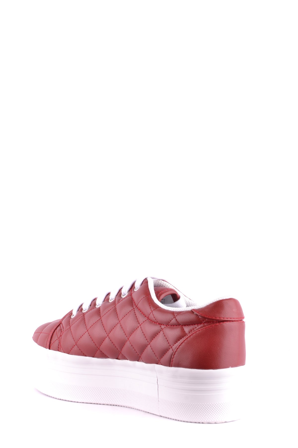 Shoes Jc Play By Jeffrey Campbell-Sneakers - WOMAN-Product Details Type Of Accessory: ShoesTerms: New With LabelYear: 2017Main Color: BurgundySeason: Spring / SummerMade In: VietnamSize: EuGender: WomanComposition: Polyamide 100%-Keyomi-Sook