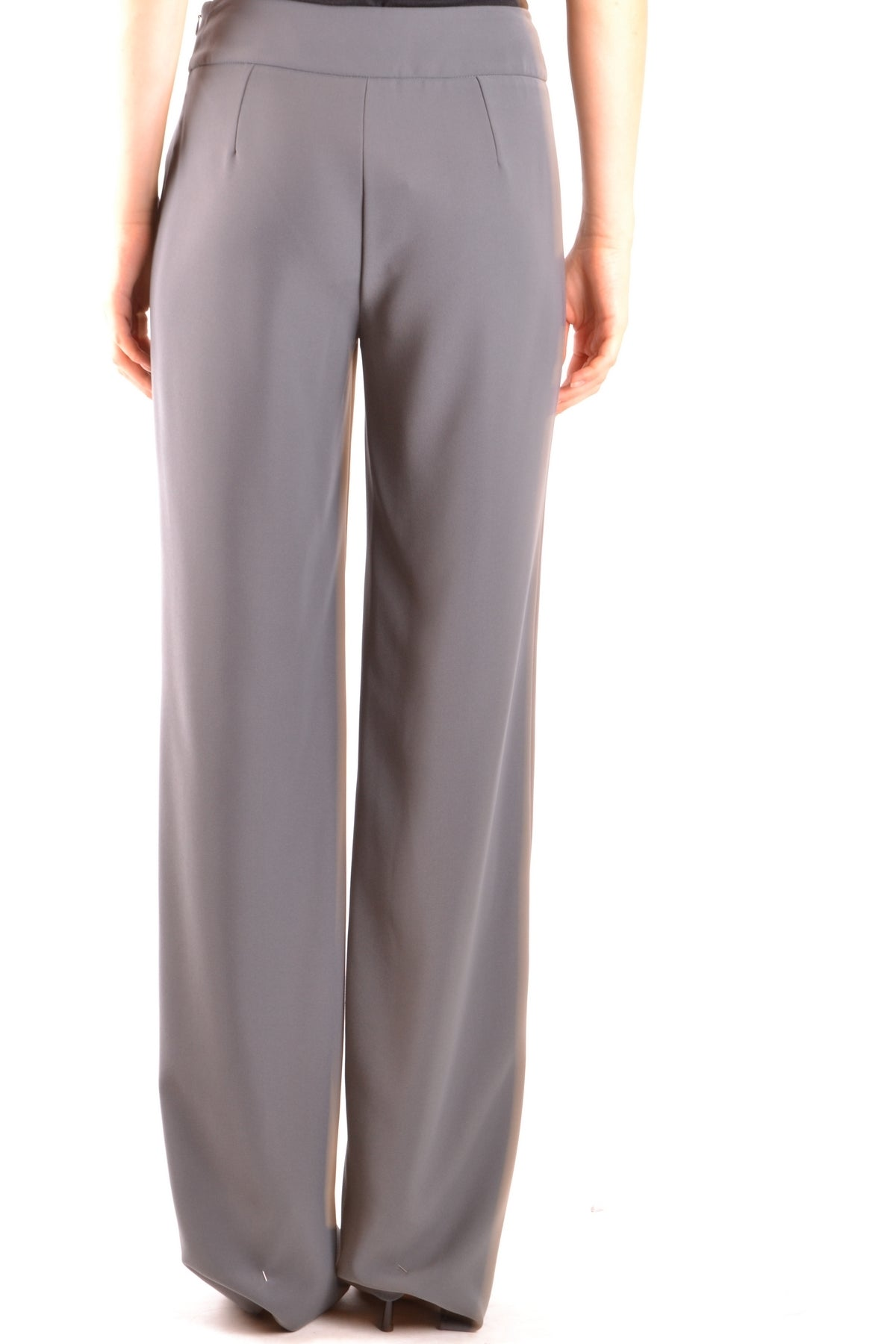 Trousers Armani Collezioni-Trousers - WOMAN-Product Details Terms: New With LabelYear: 2018Main Color: GraySeason: Fall / WinterMade In: ChinaManufacturer Part Number: Vmp09T Vm015 628Size: ItGender: WomanClothing Type: TrousersComposition: Polyester 100%-Keyomi-Sook