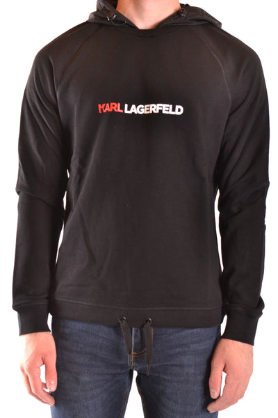 Sweatshirt Karl Lagerfeld-Men's Fashion - Men's Clothing - Hoodies & Sweatshirts-S-Product Details Year: 2019Gender: ManMade In: ItalySeason: Spring / SummerMain Color: BlackClothing Type: SweatshirtsTerms: New With LabelSize: IntComposition: Cotton 100%Manufacturer Part Number: 705007 591908 990-Keyomi-Sook