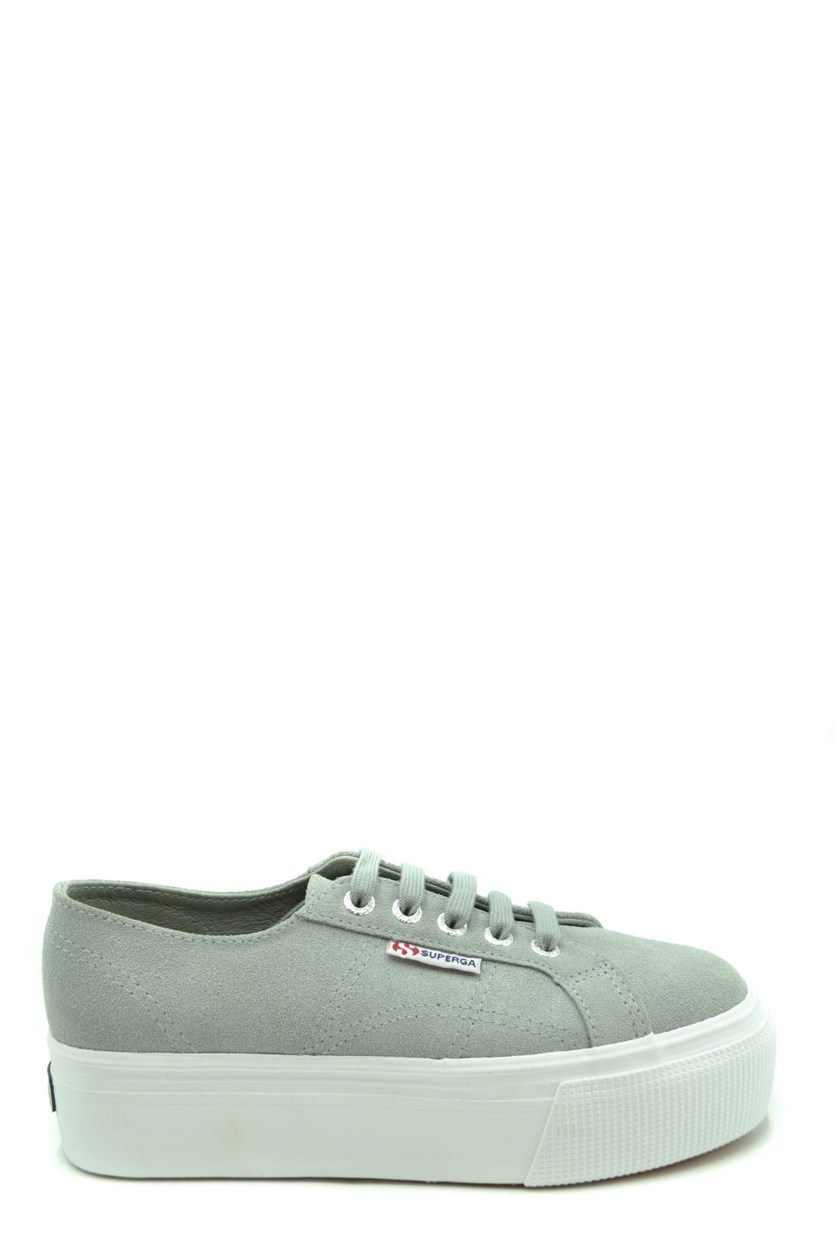 Shoes Superga-Sports & Entertainment - Sneakers-35-Product Details Year: 2020Composition: Chamois 100%Size: EuGender: WomanMade In: VietnamSeason: Spring / SummerType Of Accessory: ShoesMain Color: GrayTerms: New With LabelManufacturer Part Number: S003Lm0-Keyomi-Sook