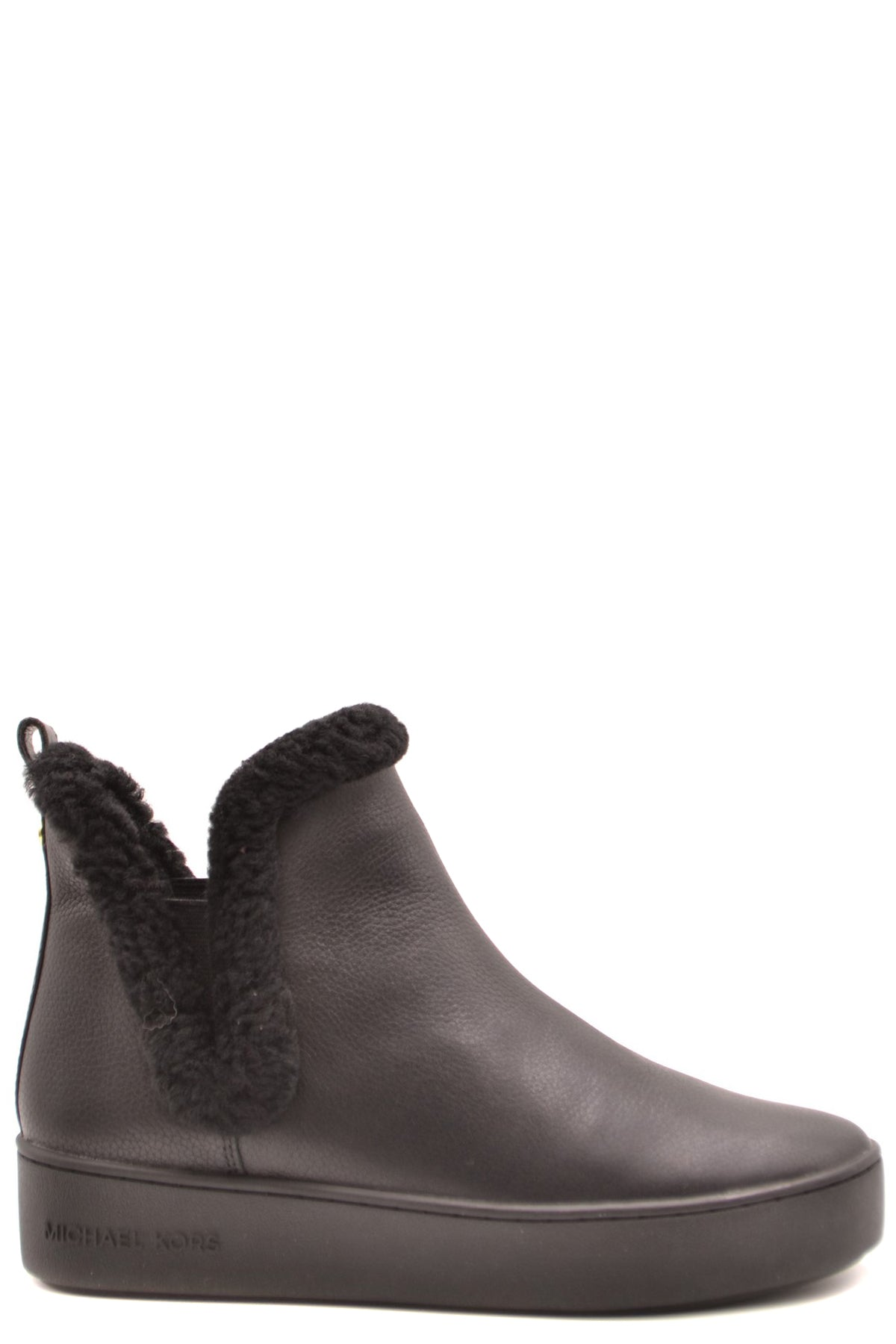 Shoes Michael Kors-Women's Fashion - Women's Shoes - Women's Boots-5-Product Details Manufacturer Part Number: 43F9Ahfp1LYear: 2020Composition: Leather 100%Size: UsGender: WomanMade In: ChinaSeason: Fall / WinterType Of Accessory: BootsMain Color: BlackTerms: New With Label-Keyomi-Sook