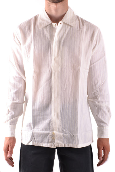 Shirt Armani Collezioni-Shirts - MAN-Product Details Terms: New With LabelYear: 2017Main Color: WhiteSeason: Spring / SummerMade In: ItalySize: IntGender: ManComposition: Cotton 70%, Tissue 30%-Keyomi-Sook