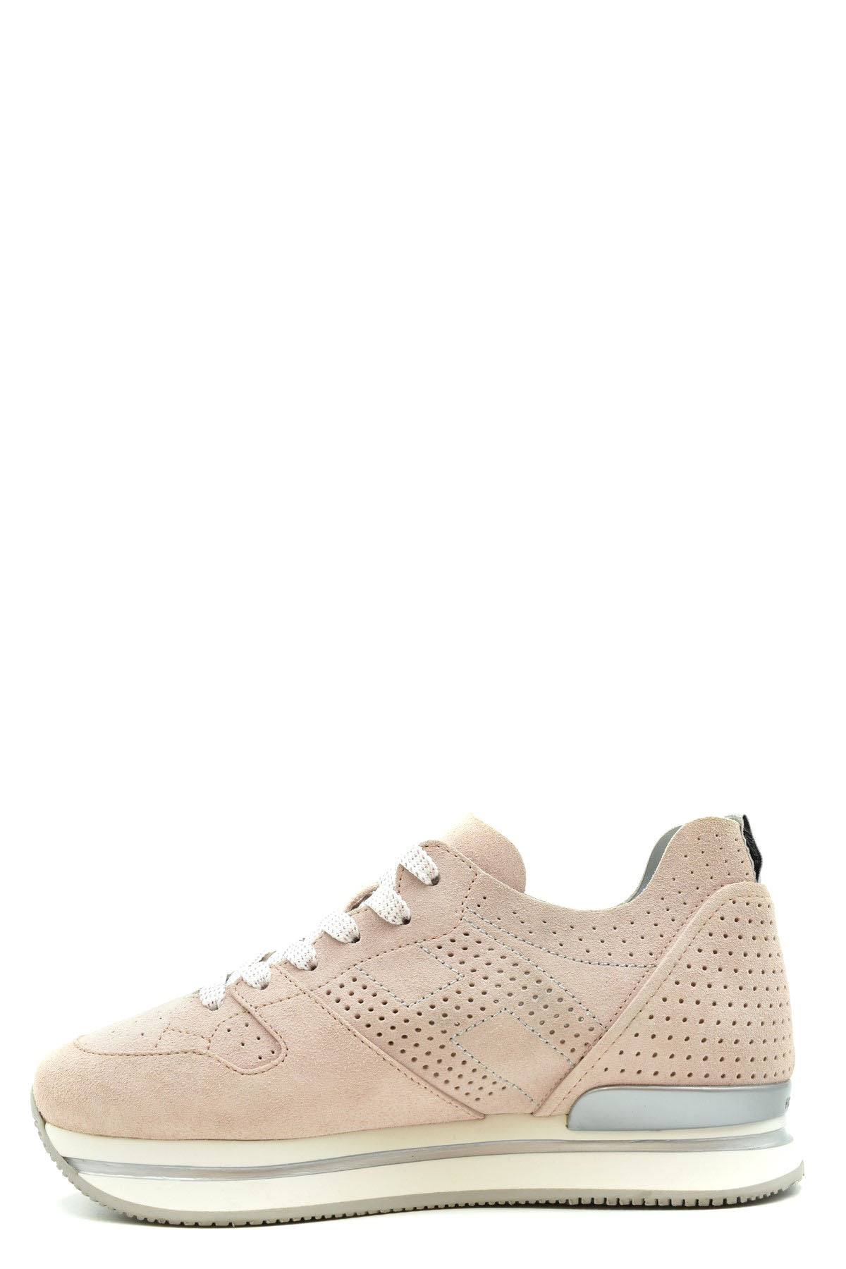 Shoes Hogan-Sports & Entertainment - Sneakers-Product Details Manufacturer Part Number: Hxw2220Bf20Ffy0Zb8Year: 2020Composition: Suede 100%Size: EuGender: WomanMade In: ItalySeason: Spring / SummerMain Color: PinkTerms: New With LabelType Of Accessory: Shoes-Keyomi-Sook