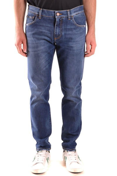 Jeans Dolce & Gabbana-root - Men - Apparel - Denim - Jeans-50-Product Details Manufacturer Part Number: Gyc4LzYear: 2019Composition: Cotton 98%, Elastane 2%Size: ItGender: ManMade In: ItalySeason: Spring / SummerMain Color: BlueClothing Type: JeansTerms: New With Label-Keyomi-Sook