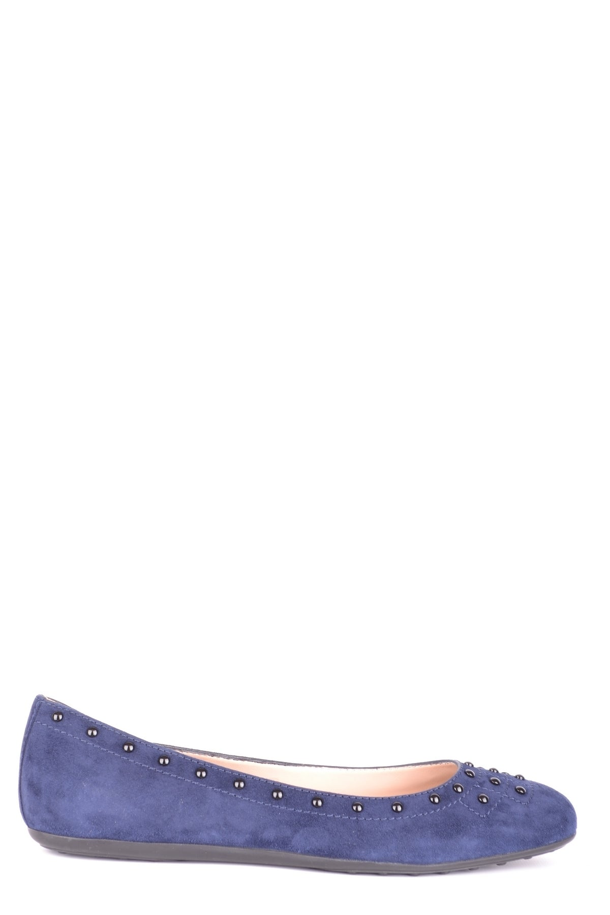Shoes Tod'S-Ballet flats - WOMAN-36-Product Details Type Of Accessory: ShoesSeason: Spring / SummerTerms: New With LabelMain Color: BlueGender: WomanMade In: ItalyManufacturer Part Number: Xxw71A0Y311Hr0U824Size: EuYear: 2018Composition: Chamois 100%-Keyomi-Sook