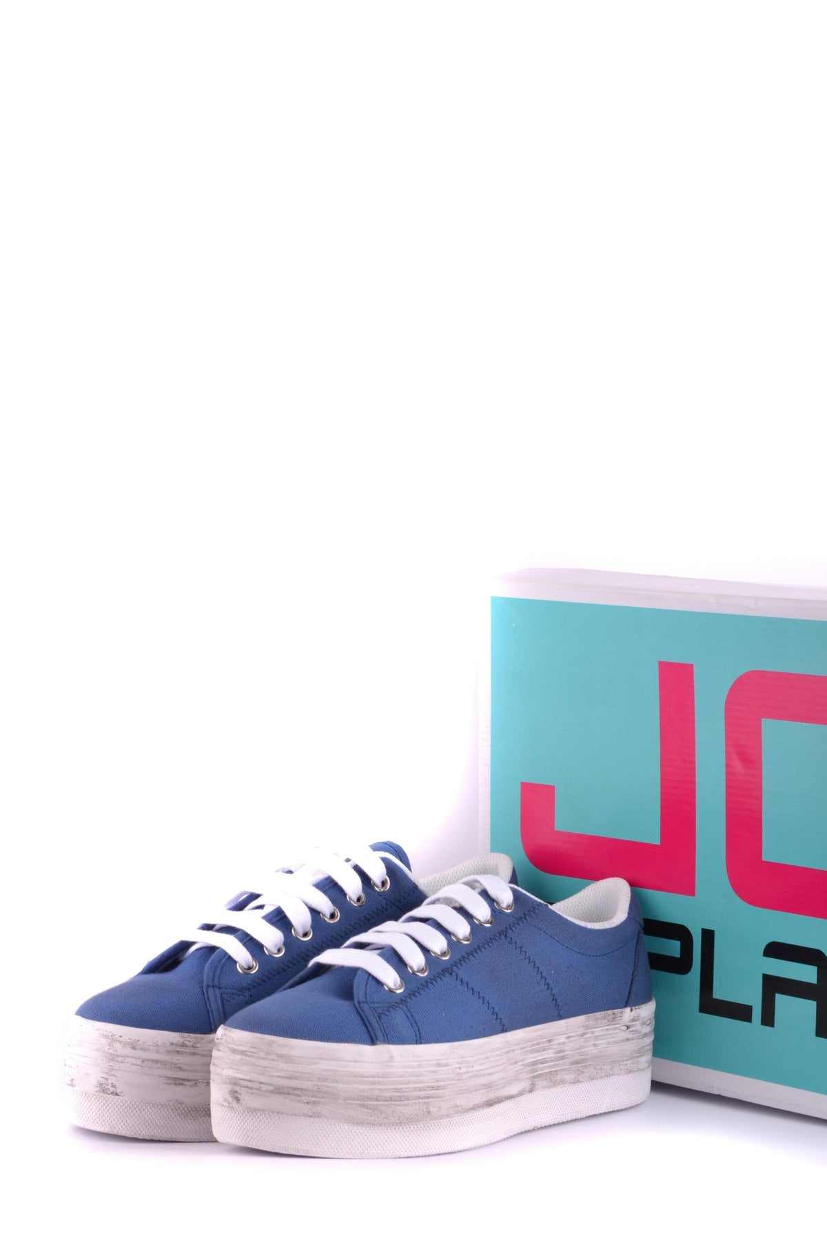 Shoes Jc Play By Jeffrey Campbell-Sneakers - WOMAN-Product Details Type Of Accessory: ShoesTerms: New With LabelYear: 2017Main Color: BlueGender: WomanMade In: VietnamSize: EuSeason: Spring / SummerComposition: Tissue 100%-Keyomi-Sook