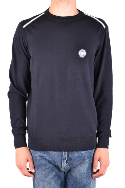 Sweater Armani Collezioni-Sweaters - MAN-Product Details Terms: New With LabelMain Color: BlueGender: ManMade In: ItalySize: ItSeason: Spring / SummerClothing Type: Sweater And CardiganComposition: Cotton 100%-Keyomi-Sook